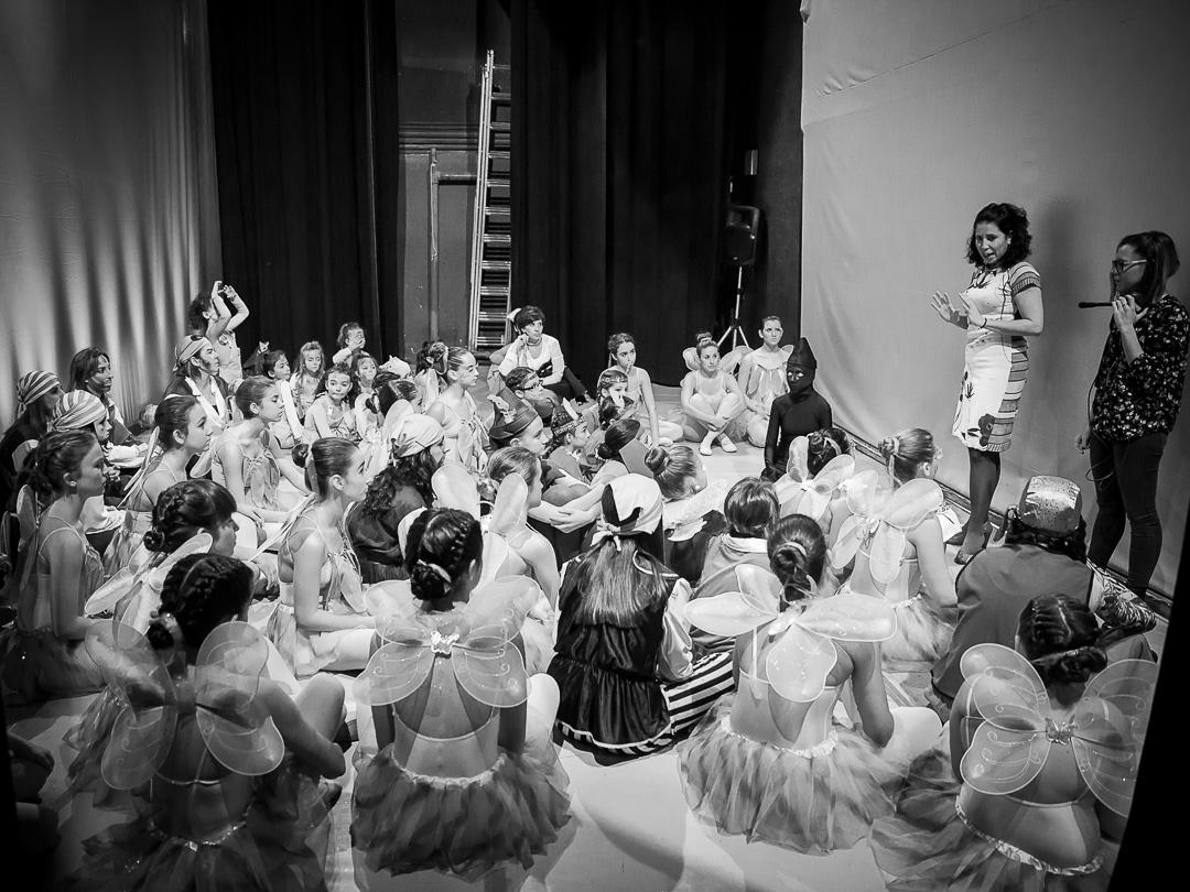 Baila con Peter Pan Maribel Montes