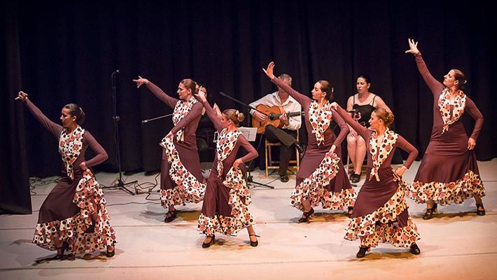 Alquiler vestuario Flamenco