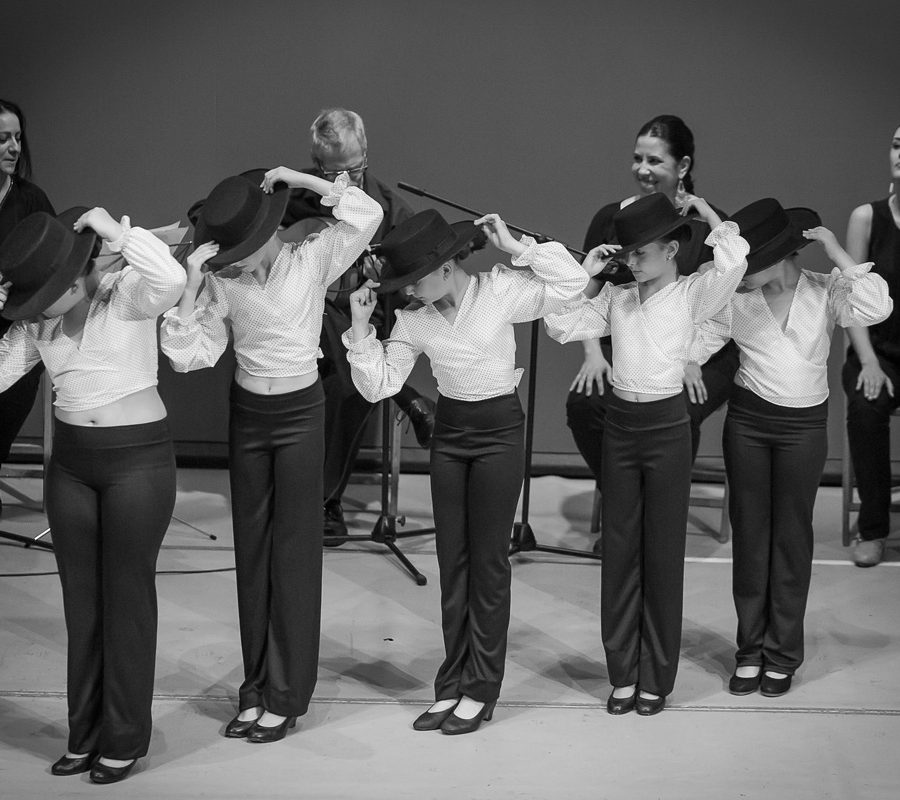 Festival Fin de Curso 2015 Maribel Montes