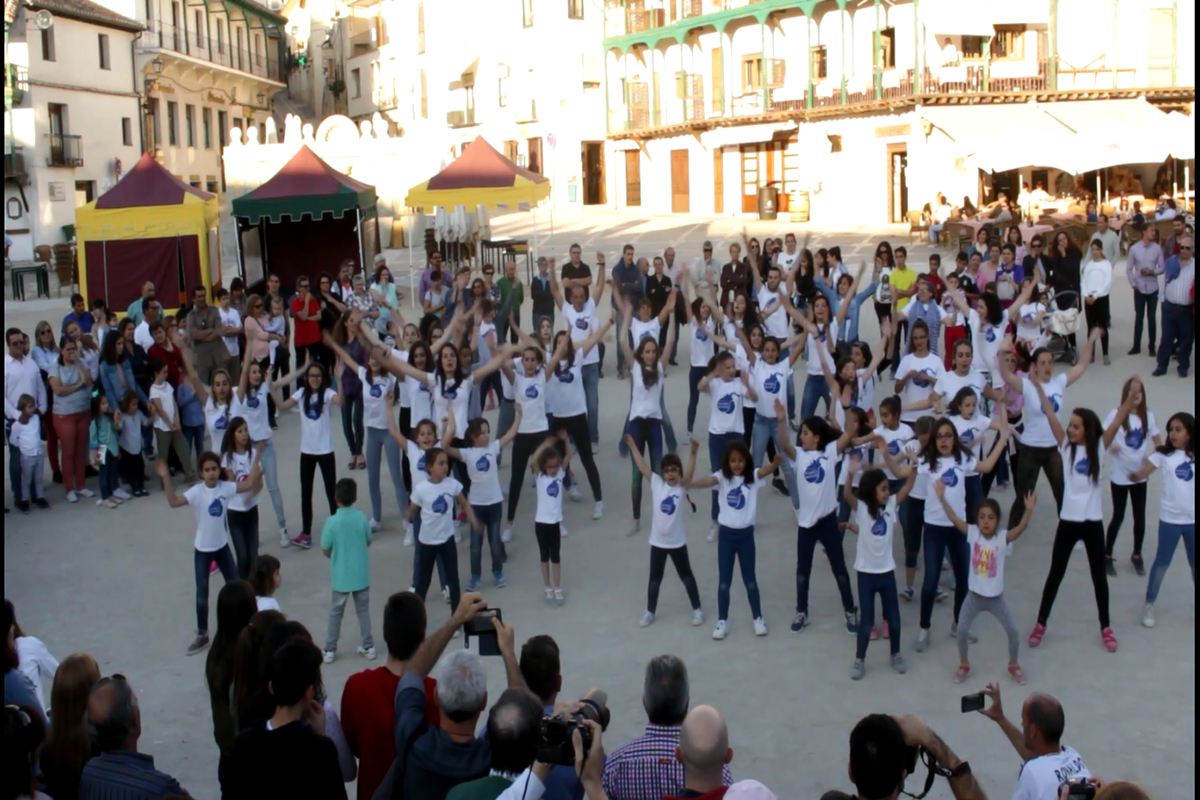 Flashmob día de la danza Chinchón 2017