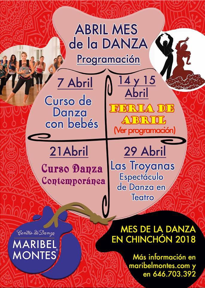Abril mes de la Danza en Chinchón