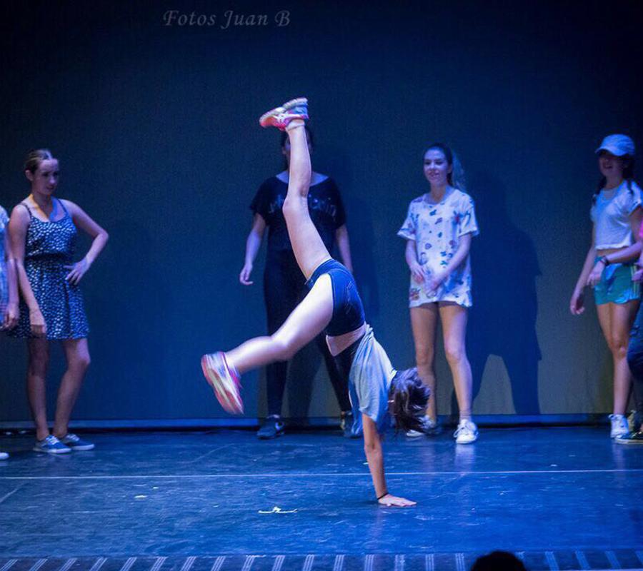 Festival Fin de Curso Maribel Montes 2017