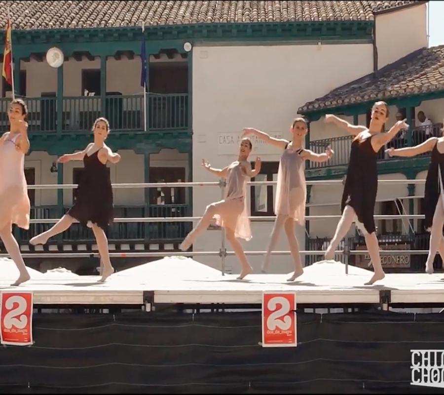Día Internacional de la Danza 2017 en Chinchón