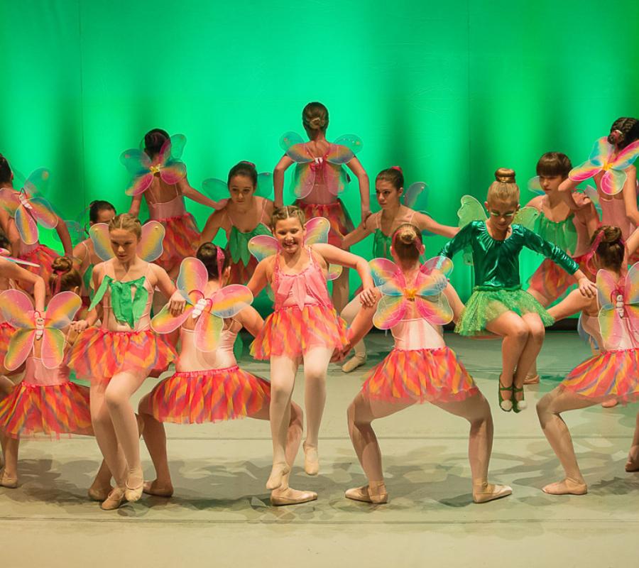 Baila con Peter Pan - Chinchon