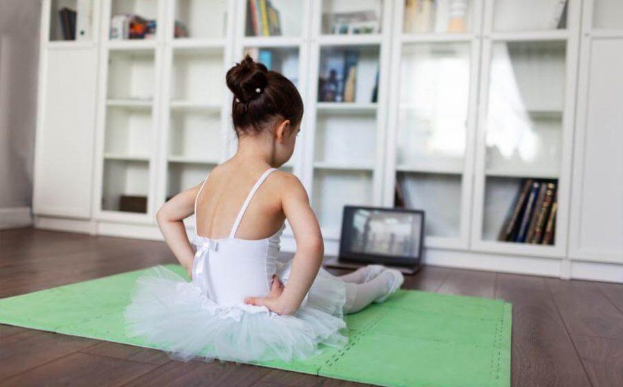 Clases online danza en Chinchón